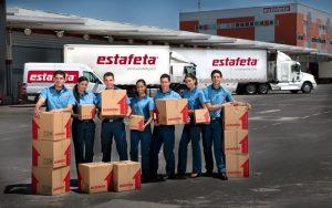 envíos de México a Estados Unidos por Estafeta