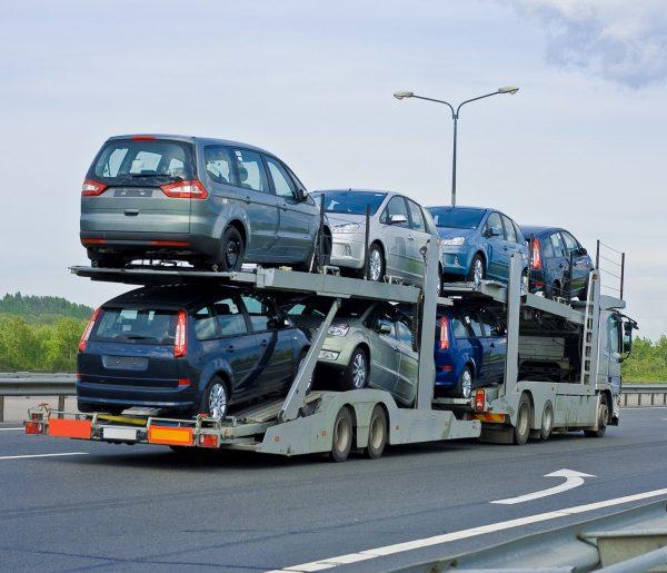 Realizar envíos de carros a México